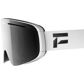 Flaxta Plenty Gafas, Plateado/blanco